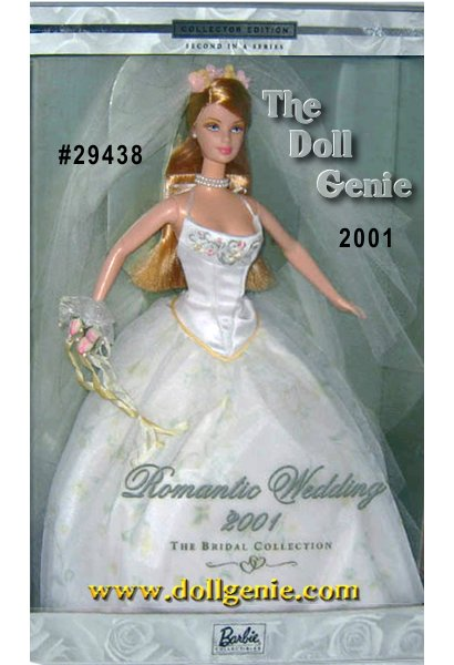 Vintage barbie beautiful bride fashion #5