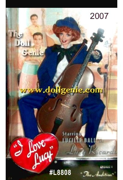 I Love Lucy has captured the hearts of television viewers since its very first episode in 1951. The Audition, which was the hilarious sixth episode of the premier season, was the first time in the series that Lucy Ricardo was shown trying to get into one of bandleader hubby Rickys acts a plotline that became a recurring and perpetually entertaining aspect of I Love Lucys history. In this episode, despite Rickys numerous attempts at keeping her out of the spotlight, Lucy finds a way to step in for an injured Buffo the Clown. Through a series of jokes, quips and brilliant physical comedy, Lucy steals the hearts of the talent scouts in the audience, who ignore Rickys talent and offer Lucy a contract instead!