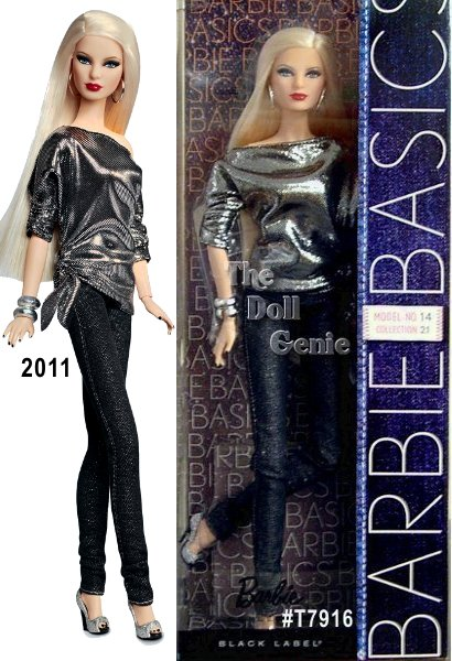 Barbie Doll, Silkstone...