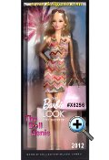 BARBIE THE LOOK Fashion Doll 1 - Barbie loves to change her look, and the Barbie. Look collection delivers affordable fashion play for the adult collector by providing dolls, fashions and accessories with realistic details. This stylish shopper is dressed in a casual day dress accessorized with a purse, golden jewelry and shopping bags.