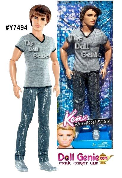 Ken Fashionista Ken Fashionistas