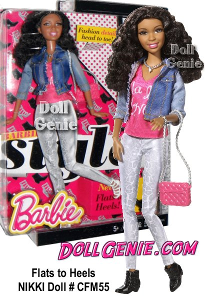 Barbie doll silkstone barbies ken monster high ever after high barbie doll and her bbffs barbie best friends forever take street style to new sciox Images