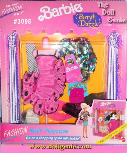 Barbie Party Dazzle Clothing Mall #3098