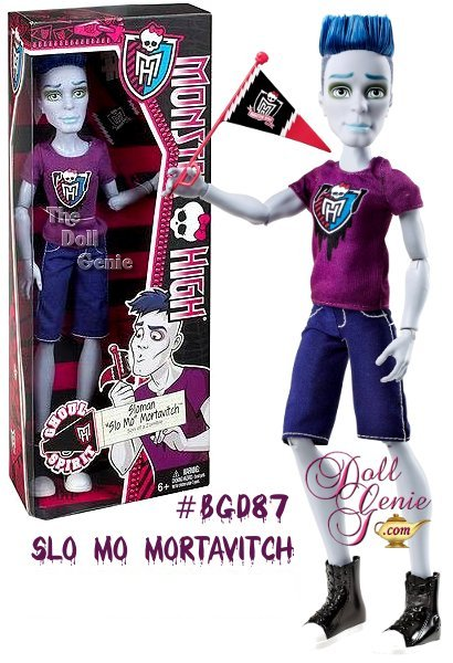 The Monster High Ghul Spirit Sloman