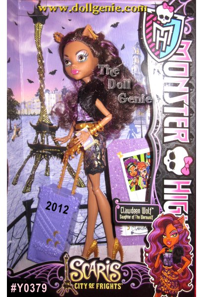 Clawdeen Wolf - Scaris City of Frights